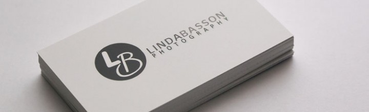 Other: New Logo for Linda Basson Photography