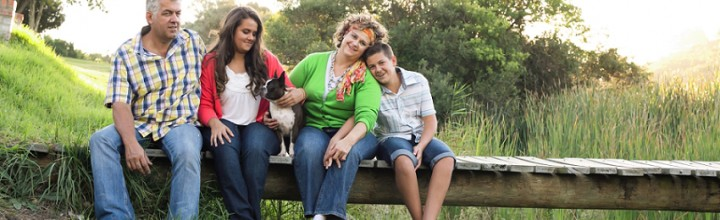 Family: Die Steyns – Durbanville