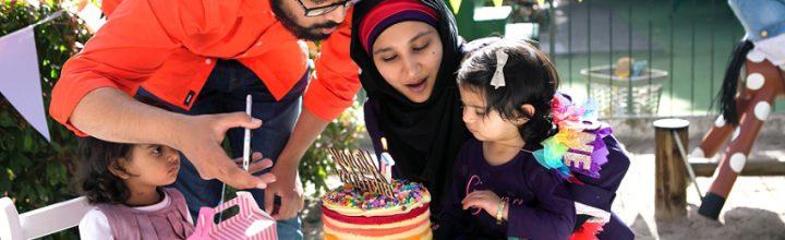 Party – Liyana's 1st Birthday, Constantia